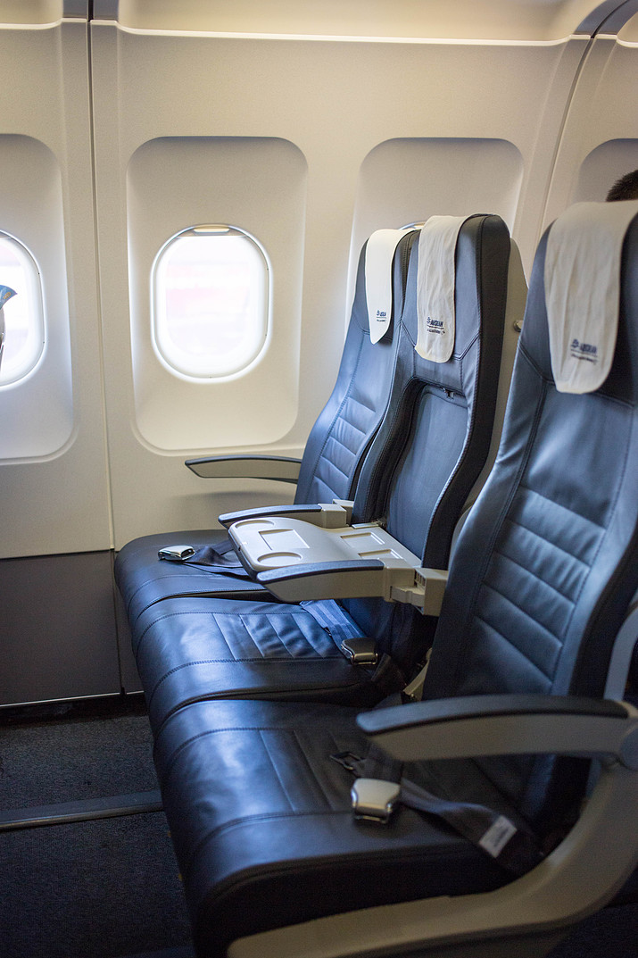 Aegean business class seats